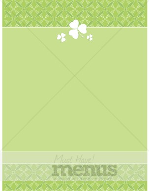 Shamrock Green Background