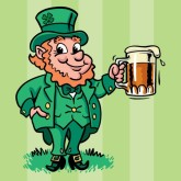 Leprechaun Email Graphic