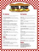 italian deli menu template deli menu