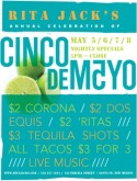 Cinco Mayo Flyer