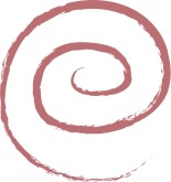 Red Spiral Clipart