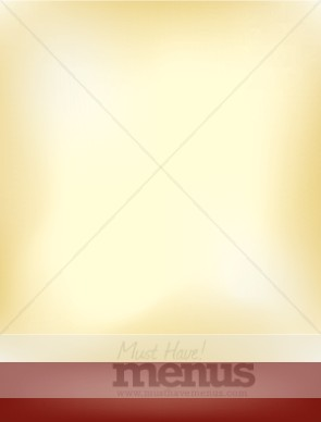 Red and Gold Menu Background
