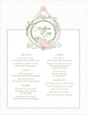 International Mothers Day Menu