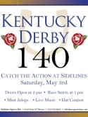 Kentucky Derby Flyer