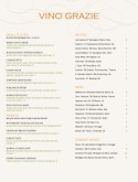 City Wine Bar Menu