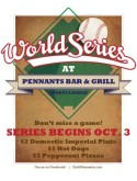 World Series Flyer