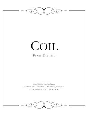 fine dining menu template free - fine dining food menu cover menu covers