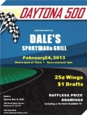 Daytona 500 Flyer
