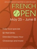 French Open Flyer