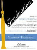 High School Graduation Flyer