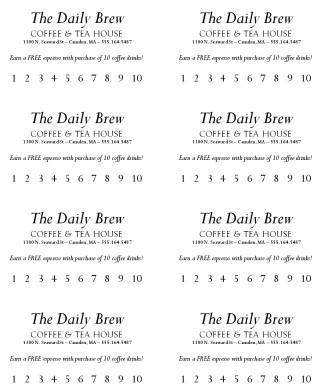 Musthavemenus restaurant menu design and printing