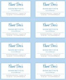 American Family Business Cards