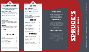Customize Italian Family Takeout Menu