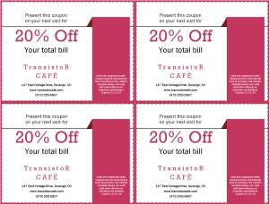 All modern coupon 10
