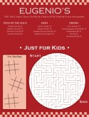 Kids Pizza Menu