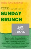Restaurant Breakfast Flyer