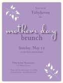 Mothers Day Brunch Event