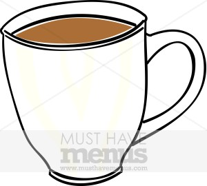 Full Coffee Clipart