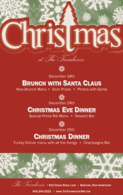Christmas Event Flyer | Christmas Flyer