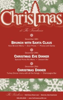 Christmas Event Flyer Christmas Flyer