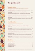Brunch Menu A4