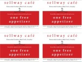 East Cafe Restaurant Coupon