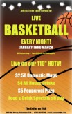 Basketball Promo Flyer