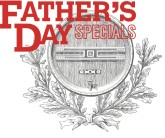 Fathers Day Beer Specials Clipart