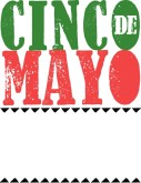 Cinco de Mayo Flyer Border
