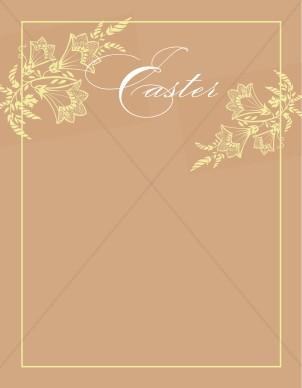 Easter Menu Background Easter Images