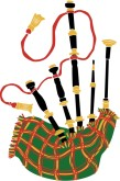 Bagpipes Clipart
