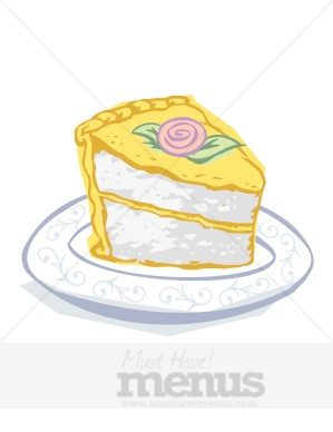 cake for dad vanilla cake clipart dessert images 2234