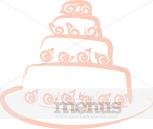 Wedding Catering Clip Art – Cliparts