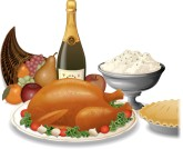 thanksgiving clipart   thanksgiving menu images Sheath of Wheat Coins Wheat Stock Clip Art