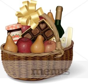 Clip Art Gift Basket Clip Art gift basket clipart picnic clipart