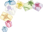 Packages Clipart