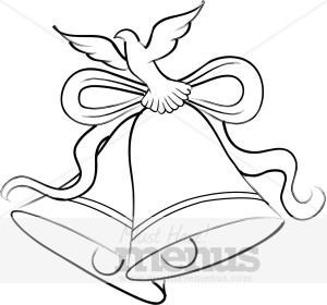 Wedding Dove Clipart | Wedding Clipart