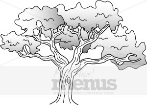 Shade Tree Clipart