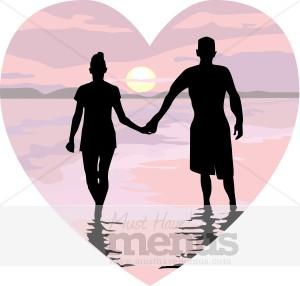 honeymoon clipart wedding clipart rh musthavemenus com Vintage Wedding Clip Art Beach Clip Art Black and White