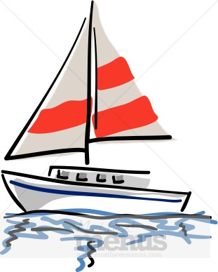 Boat Clipart | Seafood Clipart