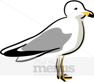 seagull clipart seafood clipart rh musthavemenus com seagull clipart black and white seagull clipart black and white