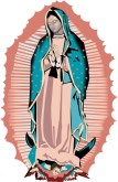 Virgin Mary Clipart