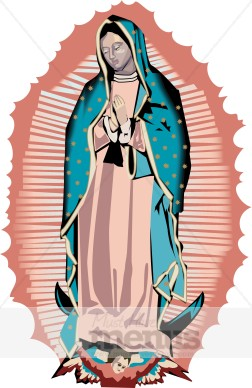 Virgin Mary Cli... Free Digital Clip Art Maker