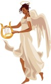 Heavenly Angel Clipart