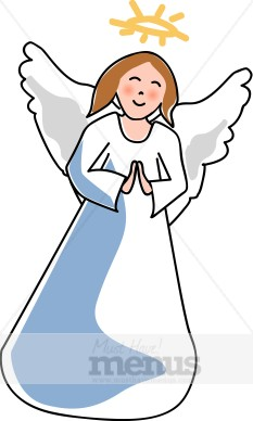 Christmas Angel Clipart | Holiday Clipart Archive