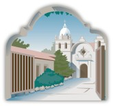 Mexican Church Clipart