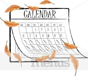 Owl Classroom Calendar Job Clip Art - Owl Classroom Calendar Job ...