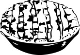 Whole Pie Clipart