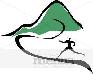 Marathon Clipart