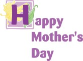 Happy Mother's Day with Lily H